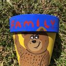 family 植木鉢4号