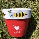 my honey 植木鉢4号