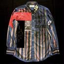 アナーキーシャツ メンズM 001