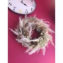 紫陽花と秋のリース(BOX付)