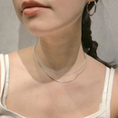 #2choker necklace__silver925