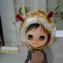 バンビ帽⑥