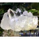 【高品質】水晶クラスター212g