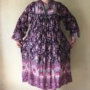 circa 1970s Indian cotton dress