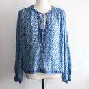 vintage ANOHKI Indian cotton blouse