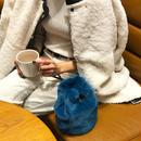 Fake fur Bag  (5colors)