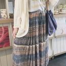 used India skirt