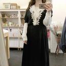 used lace dress