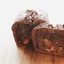 ドライフルーツのショコラパウンドケーキ