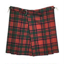 ANTHOLOGIE  /  KILTED SKIRT - TARTAN