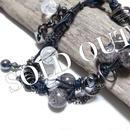 ワックスコードブレス  ワンテイクリミテッド ''waxcode bracelet (one take limited)''