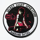 HARDCORE TACTICS「Secret Night Operation」ベルクロワッペン