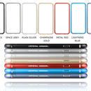 【刻印サービス付き】クリスタルアーマー® METAL BUMPER  for iPhone 6 / 6s