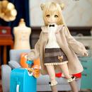 MDD ドール Mini Dollfie Dream  お出かけ コーデセット