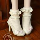 MDD MSD ミニドルフィードリーム 靴下 フリルソックス