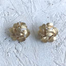 Vintage floral earring