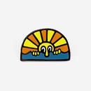 VALLEY CRUISE ENAMEL PIN KILROY SUNRISE/バレークルーズ エナメルピン サンライズ