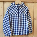 PATAGONIA BABY HIGH SUN JACKET GINGHAM  CLASSIC NAVY