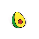 VALLEY CRUISE ENAMEL PIN AVOCADO/バレークルーズ エナメルピン アボカド