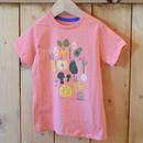 PATAGONIA BABY GRAPHIC ORGANIC COTTON T-SHIRT PEAK PINK/パタゴニア ベビー オーガニックコットン Tシャツ