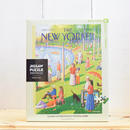 "New York Puzzle Company The New Yorker ""Sunday Afternoon In Central Park""/ザ・ニューヨーカー ジグソーパズル 1000ピース"