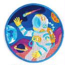 MOKUYOBI IRON ON PATCH ''OUTER SPACE'' / モクヨウビ アイロンパッチ ワッペン