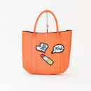 372961005 Brooklyn Tote Bag Orange