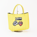 372961004 Brooklyn Tote Bag Yellow