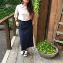 AW新作!オールマイティ刺繍Tシャツ【ピンク