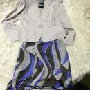 クードシャンスジャケット、スカート定価上下40,000円(税別)80%OFF日本製→最終セール90%OFF
