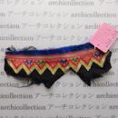 Hmong モン族 はぎれno.28  18x5 cm 刺繍布 古布 山岳民族 hilltribe ラオス タイ