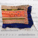 Hmong モン族 はぎれno.248  13x11 cm 刺繍布 古布 山岳民族 hilltribe ラオス タイ