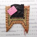 Hmong モン族 はぎれno.19  15x14 cm 刺繍布 古布 山岳民族 hilltribe ラオス タイ