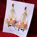 Phantom Jewelry/ファントムジュエリー シャンデリアイヤリング