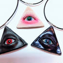 MALICIOUS.X/マリシャスエックス eye necklace