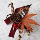 あそ美や/あそびや 織り鶴髪飾り HW1