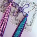 琴子/ことこ 耳飾り ぎをん 紫陽花