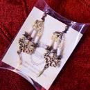 Phantom Jewelry/ファントムジュエリー アンティーク燭台イヤリング