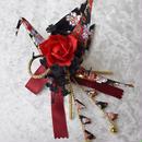 あそ美や/あそびや 織り鶴髪飾り HW2