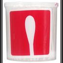 UD綿棒 水滴型 紙軸 抗菌加工 200本入