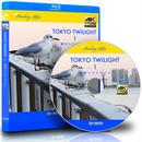 4Kカメラ映像【Healing Blue ヒーリングブルー】東京トワイライト 1 〈動画約50分〉ポストカード10種付属