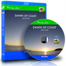 日の出が拝める4Kカメラ映像【Healing Blue L ヒーリングブルーL】 日の出(海岸編)〈動画約40分〉