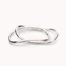 Two Finger Double Ring - art. 1602R201010