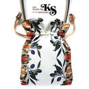 No.60 KSB★2WAY Shoulder Bag KINCHAKU【OLIVE】巾着ショルダーバッグ【オリーヴ】   [内ポケット+ビニールポーチ付]