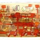 期末大処分!Raoul  Dufy ラウル・デュフィのリトグラフ  コンサート