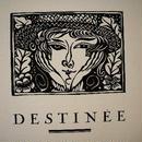 ラウル・デュフィのオリジナル木版画2点  1919年制作 コンディション良好 :送料無料