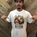 CHEECH &CHONG's UP IN SMOKE T shirt(white)