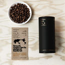 Coffee beans A.+B. &  premium paper tube(コーヒー豆・シングルオリジン&グランクリュクラス / 2本セット)