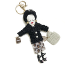 Doll Charm (Leopard Black)