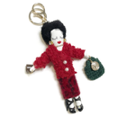 Doll Charm (Leopard Red)
